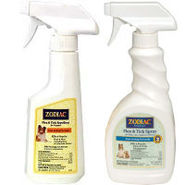 Zodiac Flea and Tick Sprays