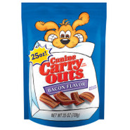 Canine Carry outs Bacon-Flavored Dog Snacks
