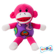 Toys  R  Us&amp;reg Pets Small Monkey Dog Toy
