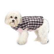 PetRageous Designs Vail Checkered Dog Vest