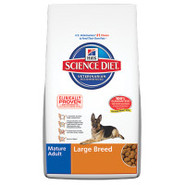 Hill's Science Diet Mature Adult Large Breed Dog F