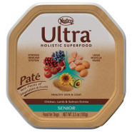 Nutro Ultra Senior Pat Dog Food