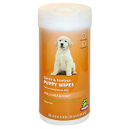 Top Paw(tm) Gentle &amp; Tearless Puppy Wipes - Vanill