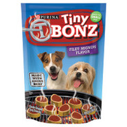 Purina Tiny T-Bonz Filet Mignon Flavor