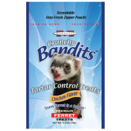 Marshall Pet Products Crunchy Bandits Tartar Contr