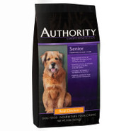 Authority Senior Chicken Dog Food