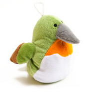 Grreat Choice Plush Birds Dog Toy