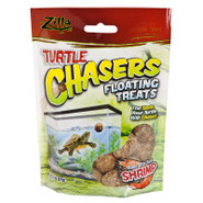 Zilla Turtle Chasers Floating Treats with Real Shr