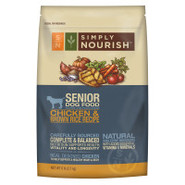 Simply Nourish Chicken &amp; Brown Rice Recipe Senior 