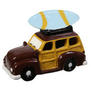Top Fin&reg Woody with Surfboard