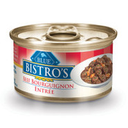 BLUE Bistro's Beef Bourguignon Canned Cat Food