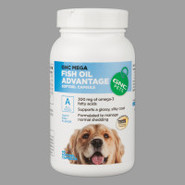 GNC Mega Fish Oil Advantage for Dogs