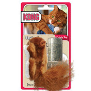 KONG&amp;reg Cats With An Attitude Squirrel Catnip Toy