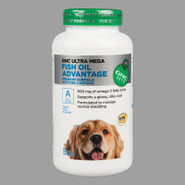 GNC Ultra Mega Fish Oil Advantage for Dogs