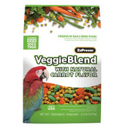 ZuPreem VeggieBlend Premium Daily Bird Food