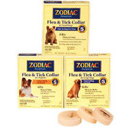 Flea and Tick Dog Collars by Zodiac