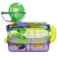 Super Pet CritterTrail X Hamster Home