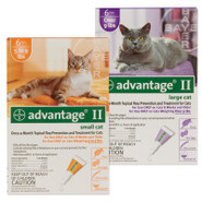 Advantage II Cat 6-Pack