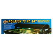 Zoo Med AquaSun Dual T5-HO Double Light Linear Flu