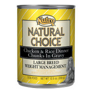 Nutro Natural Choice Large Breed Weight Management