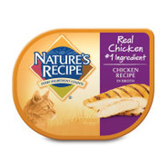 NATURE&#39;S RECIPE Natural Chicken Cat Food