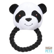 Martha Stewart Safari Rope Ring Panda