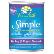 Wellness Simple Limited Ingredient Diet Adult Dog