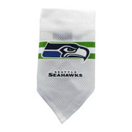 Seattle Seahawks Dog Collar Bandana
