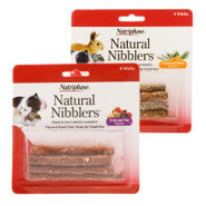 Nutriphase&amp;reg Natural Nibblers(tm) Flavored Wood 