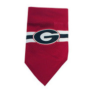 Georgia Bulldogs Official Dog Collar Bandana