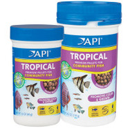 Tropical Fish Pellet Food
