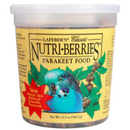 Lafeber&#39;s Nutri-Berries Parakeet Food