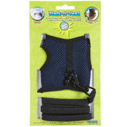 Small Pet Harness & Leash