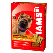 Iams ProActive Health Adult Lamb Meal &amp; Rice Biscu