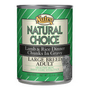 Nutro Natural Choice Large Breed Adult Canned Dog 