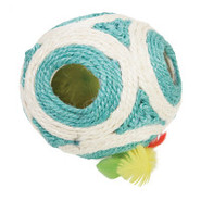 ToyShoppe&amp;reg Sisal Peek-a-Boo Ball