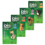 Bio Spot Spot On Flea & Tick Control for Dogs and
