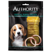 Authority Teething Rings with Chicken for Puppies