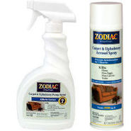 Carpet & Upholstery Flea & Tick Spray by Zodiac