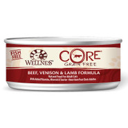 Wellness CORE Grain-Free Beef, Venison &amp; Lamb Cat 