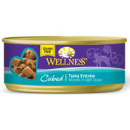 Wellness Can Cuts Tuna Entre Cat Food