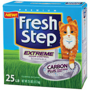Fresh Step Extreme Odor Control Scoopable Cat Litt