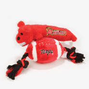 Pets First Maryland Terrapins Plush Collegiate Dog