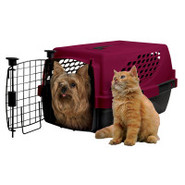 Nature's Miracle Advanced Pet Suite Cat Carrier wi
