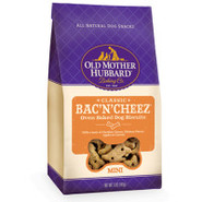 Old Mother Hubbard Mini Treats Bac&#39;N&#39;Cheese 5 oz