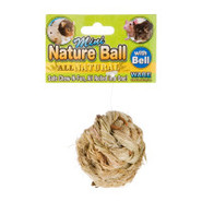 Ware All Natural Mini Sisal Ball with Bell