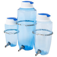 Lixit  Quick Fill Flip-top Water Bottle