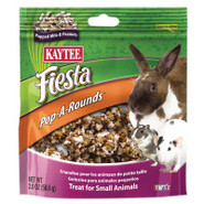 KAYTEE Fiesta Pop-A-Rounds Small Animal Treats