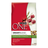 Purina ONE Smart Blend Lamb & Rice Adult Dog Food