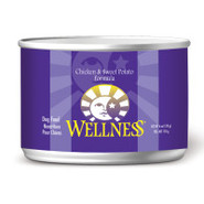 Wellness Chicken &amp; Sweet Potato Canned Dog Food